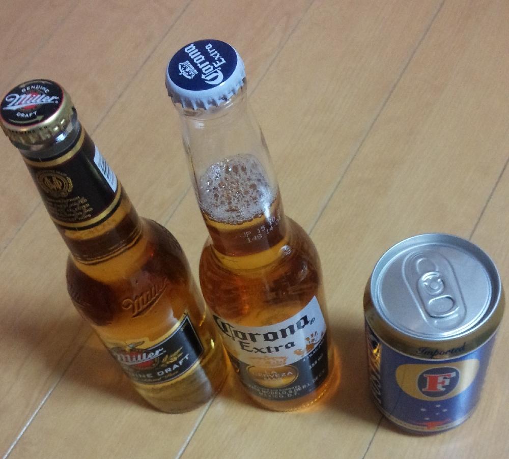 コストコのビール