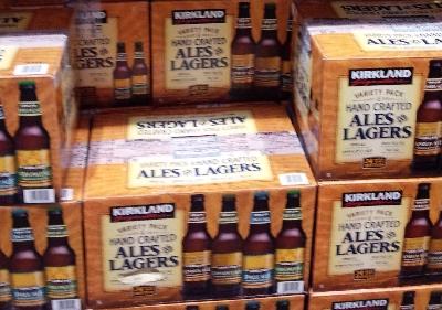 カークランドのビール