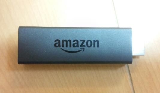 アマゾンのfire tv stick